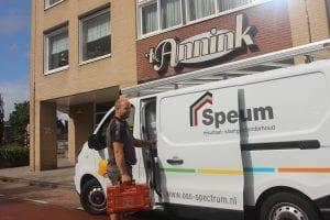 Project Annink te Hengelo - onderhoud service spectrum