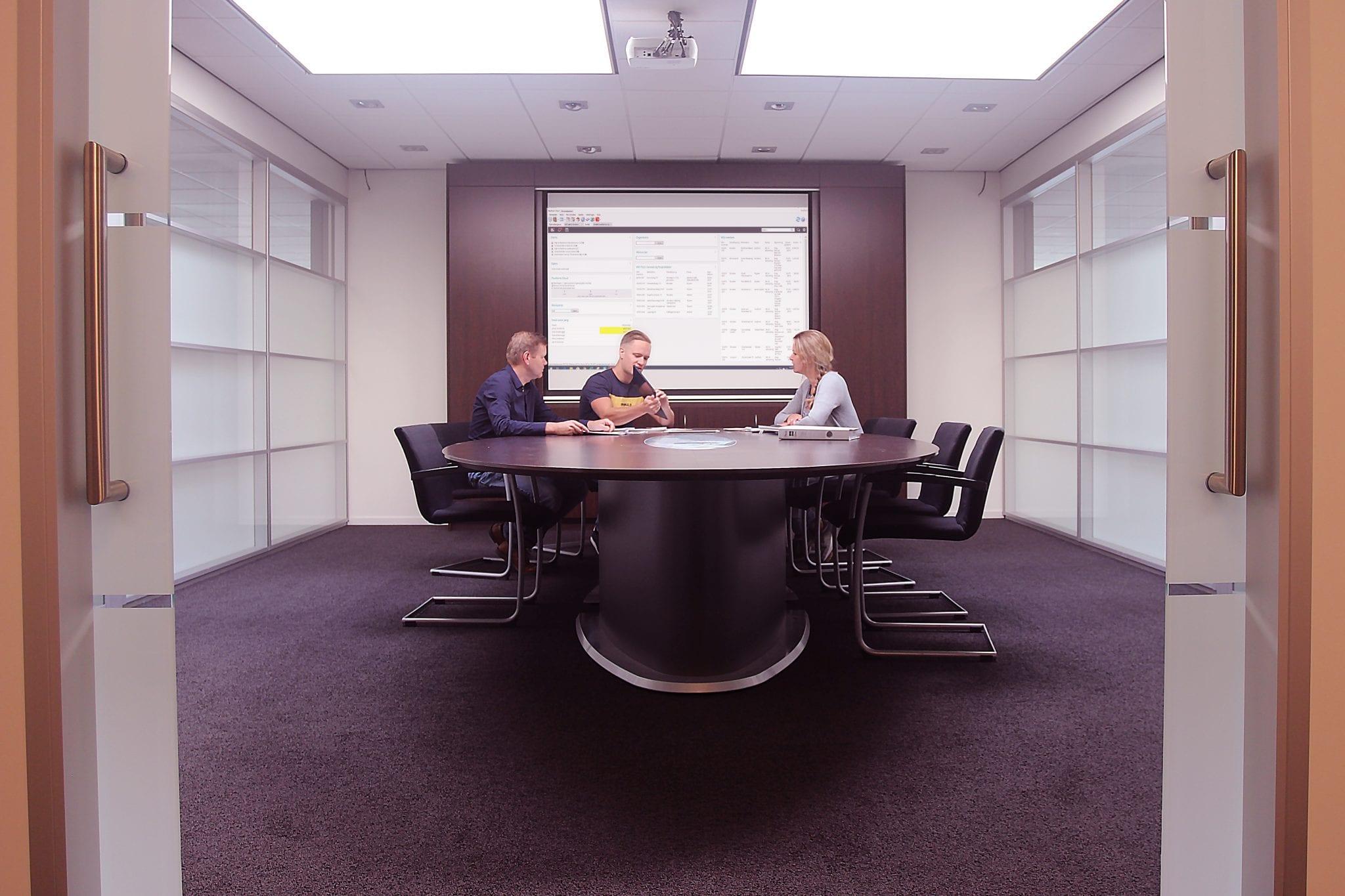 spreekkamer 3 - onderhoud service spectrum